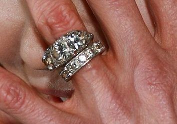 Nicole Kidman from Keith Urban Celebrity Engagment Rings