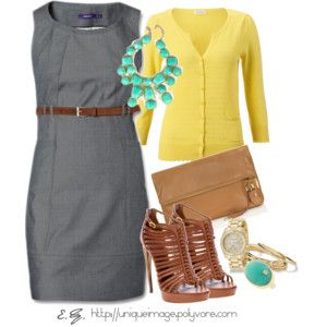 Simply Classy - Polyvore