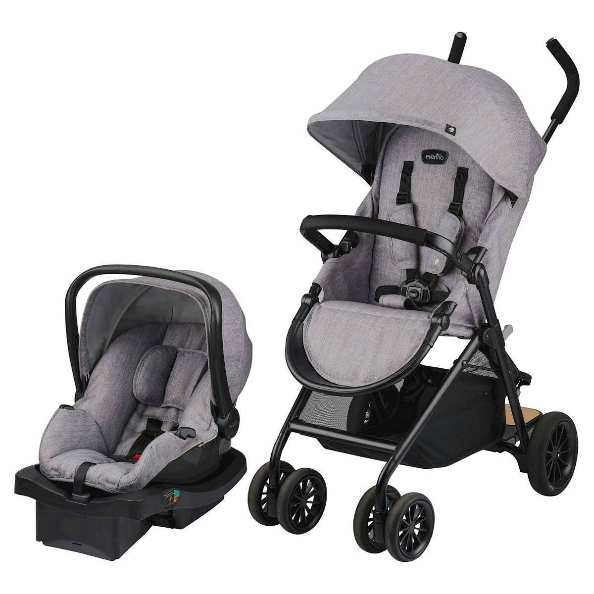 189.99 Evenflo® Sibby Travel System (With images