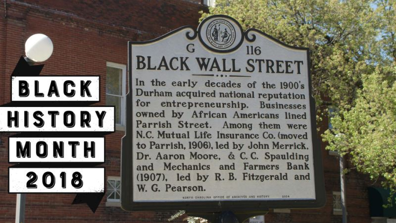 The other black wall streets black wall street black