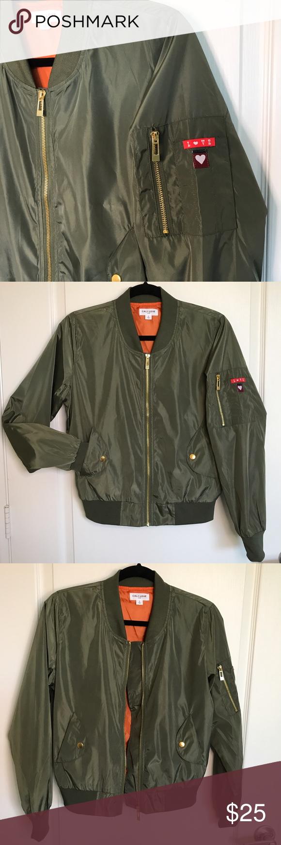 Olive Green Bomber Jacket Cali Love Green Bomber Jacket Olive Green Jacket Bomber Jacket [ 1740 x 580 Pixel ]