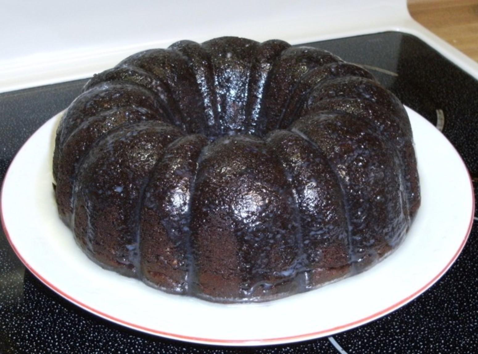 Chocolate Chip Zucchini Bundt Cake