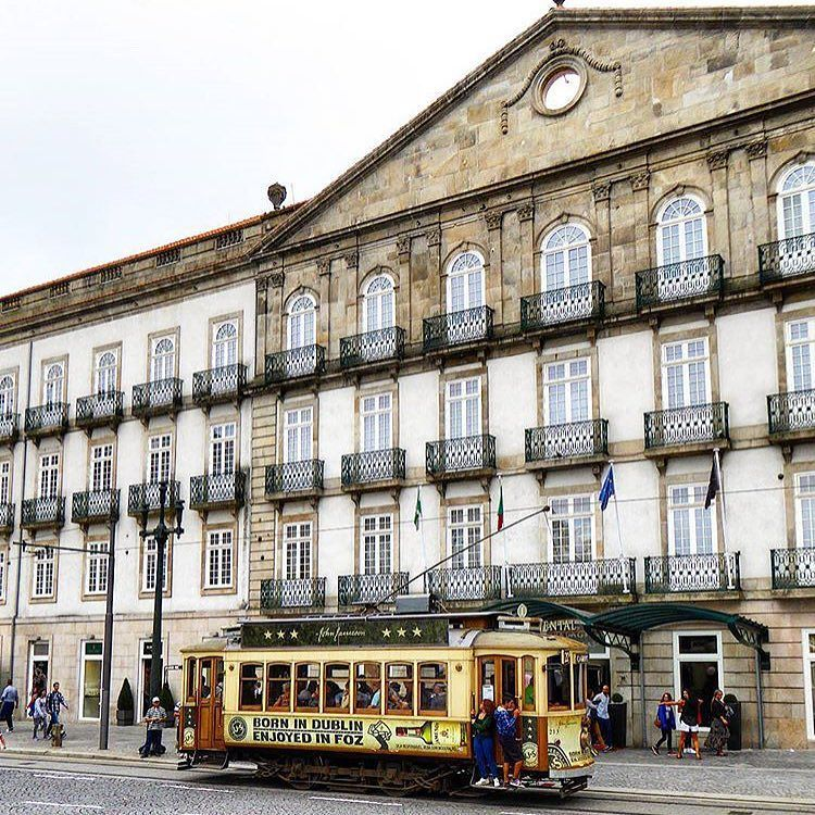 Let's start the week?  #visitporto #followporto -- Vamos começar a semana?  #visitporto @followporto  Credits: @garman75 #igers_porto #igersportugal #igersopo #igers_opo #ig_travel #travelgram #igers_travel #travel #explore  #traveling #momondo #natgeotravel #viagem #tourism #turismo #visitportugal #travelbloggers #traditional #lonelyplanet #porto #beautifuldestinations #vsco #citybreak  #worldheritage #tram #oldcity #beginyourweek by visitporto