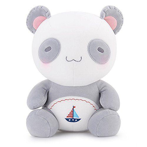 Me Too Qtuanr Series Cartoon Stuffed Panda Dolls Baby