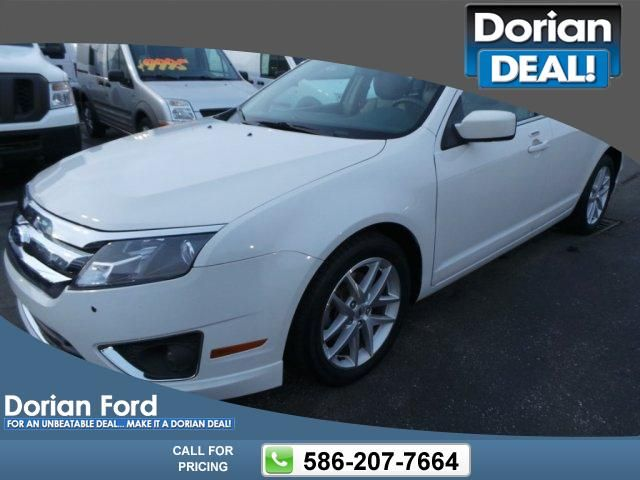 2012 Ford Fusion Sel Dorian Ford Ford Fusion Work Truck Ford