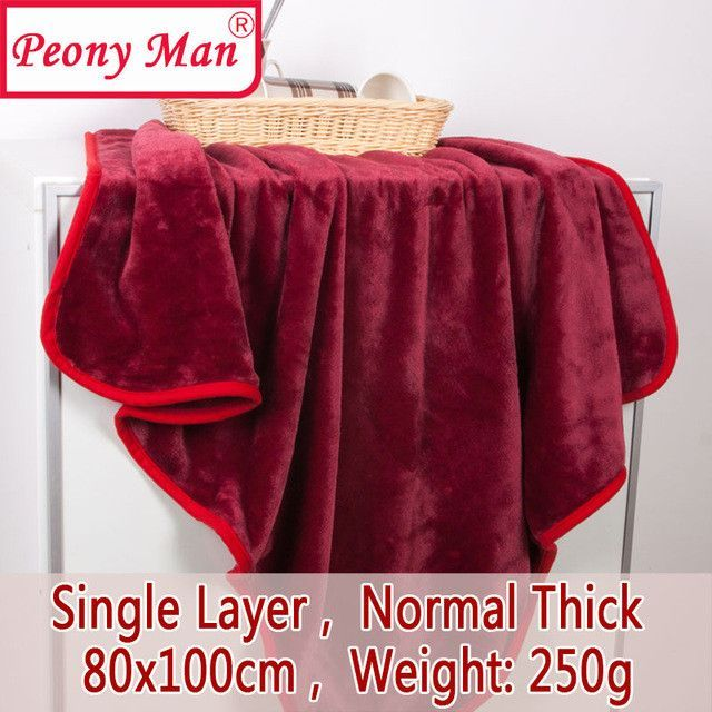 High Quality! Flannel Baby Blanket Newborn Faux Fur Super Soft Cartoon Blankets 80x100cm For Beds Thick Warm Kids Fleece Throw