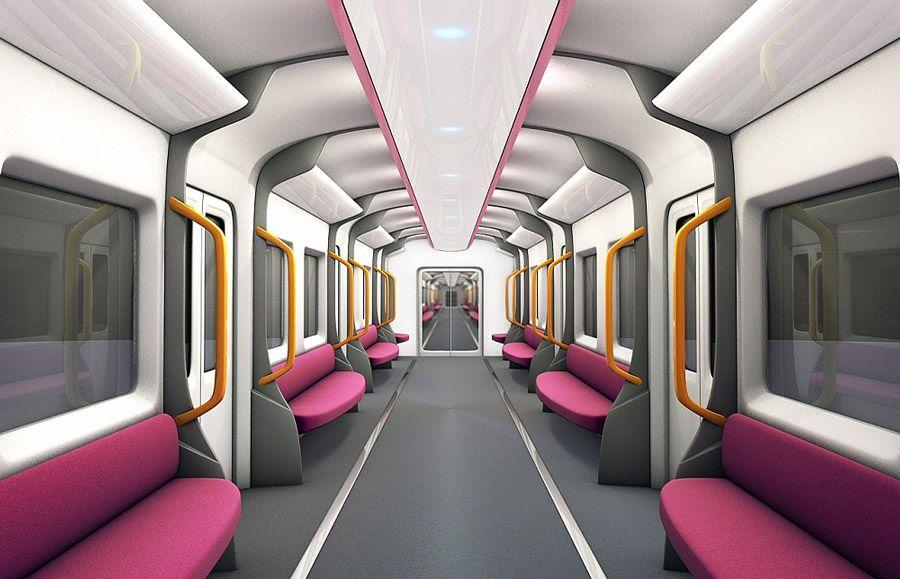 Eba0bb196962b39901836c07a8109286 Jpg 900 579 Zug Interior Skizze U Bahn