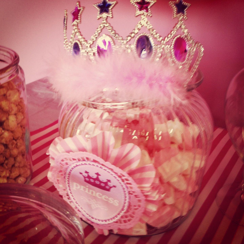 We love princess parties