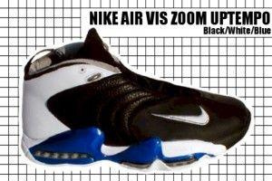 1998 99 Air Vis Zoom Uptempo | Ideas zapatos para nba 2k