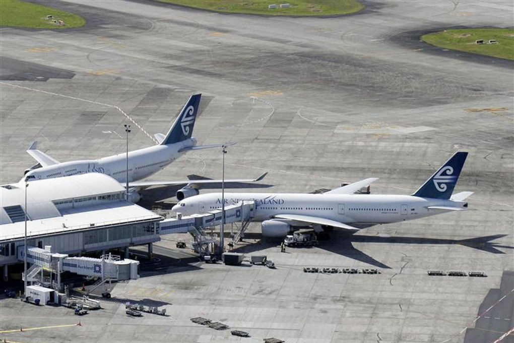 Seventh airline settles in cargo case
