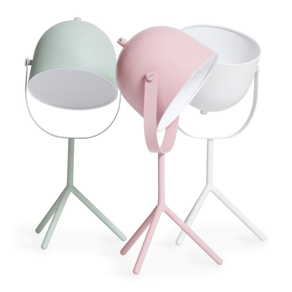 Flexa Classic Monty Tisch Lampe In Weiss 154 Eur Mit Bildern Flexa Moderne Kindermobel Tischlampen