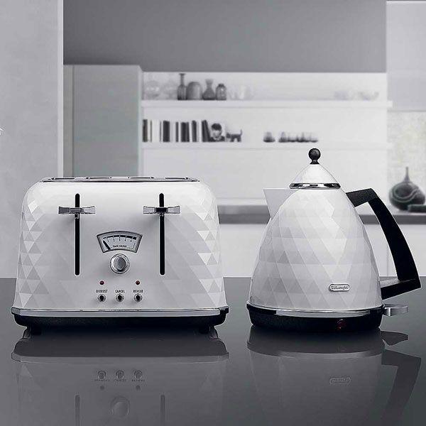 Pattern for Kitchen set kettle toaster