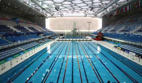 Resultado de imagem para piscina olimpica medidas for Piscina olimpica medidas