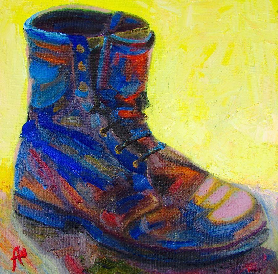 shoes, #oldshoes, #popart, #color, #availability, #picture, #artist ...