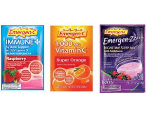 A New EmergenC Free Sample Offer Is Available Sign Up To Receive