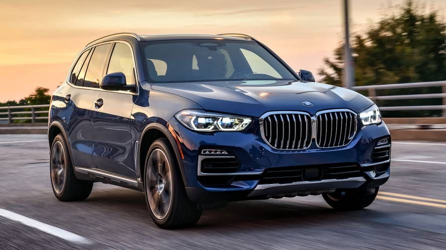 2019 Bmw X5 Xdrive40i First Drive Just Because You Can Bmw X5 Bmw X5 Review Bmw