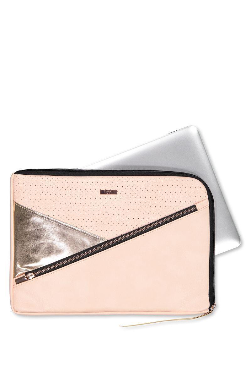 big sale fc0cd 41881 Premium Laptop Case 13 Inch, BLUSH PERFORATED | Interior/Decor ...