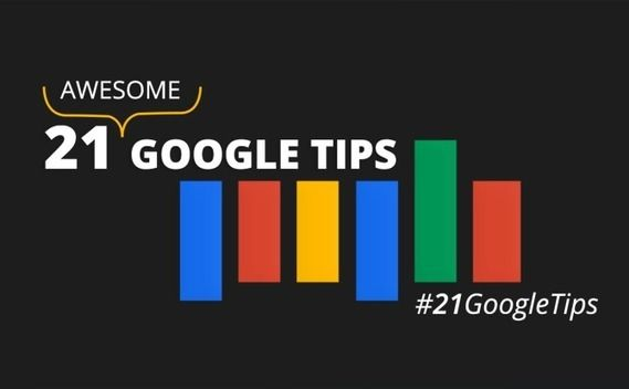 21 {Awesome} Google Tips & Tricks for Business Tips