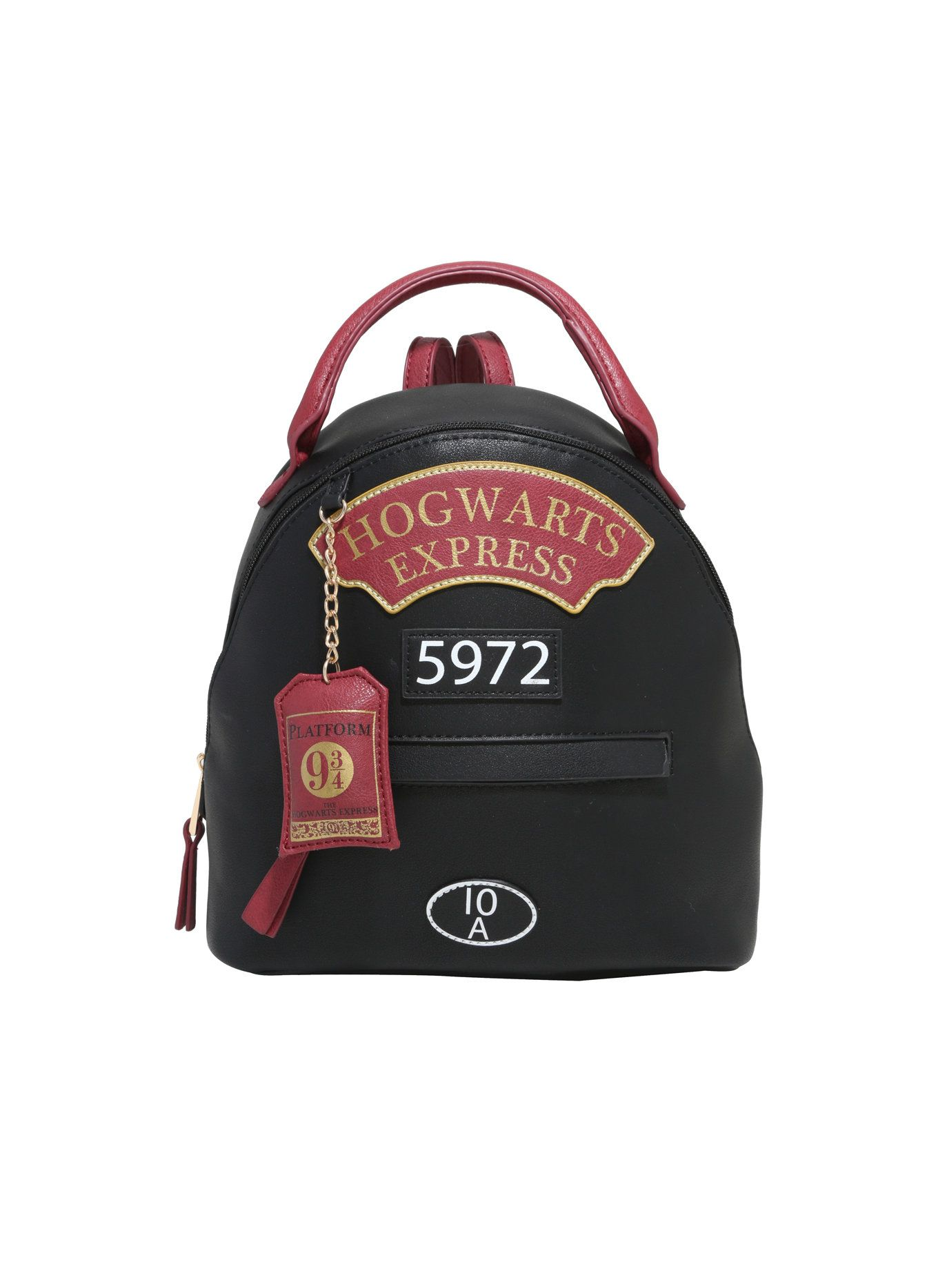 66d3d85c056 Harry Potter Hogwarts Express Mini Backpack