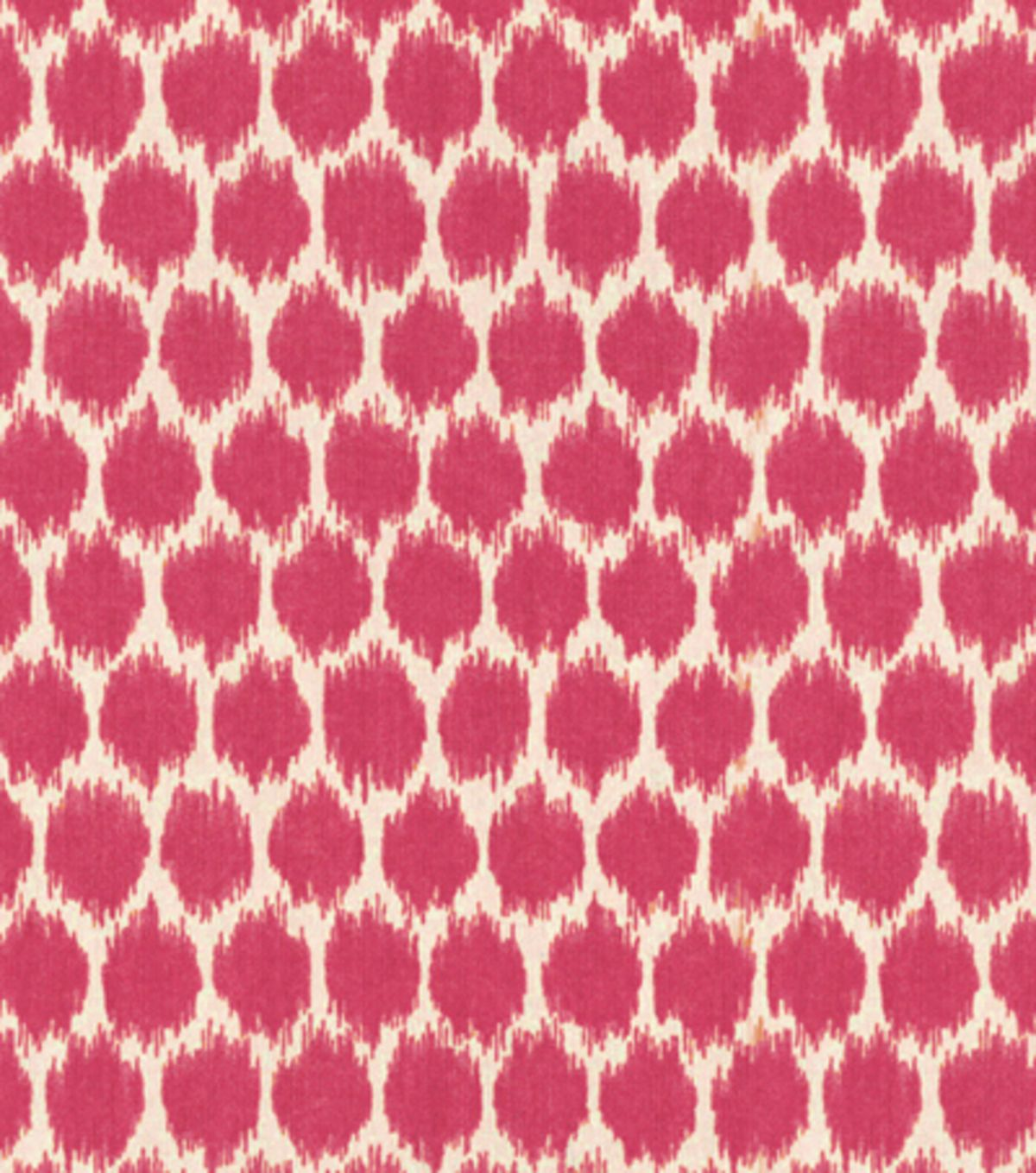 Home Decor Print Fabric Waverly Seeing Spots Jazzberry, , Hi Res.  Coordinating ...