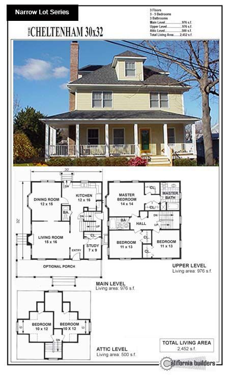 Modern Foursquare House Plans Farmhouse House Layouts House Styles