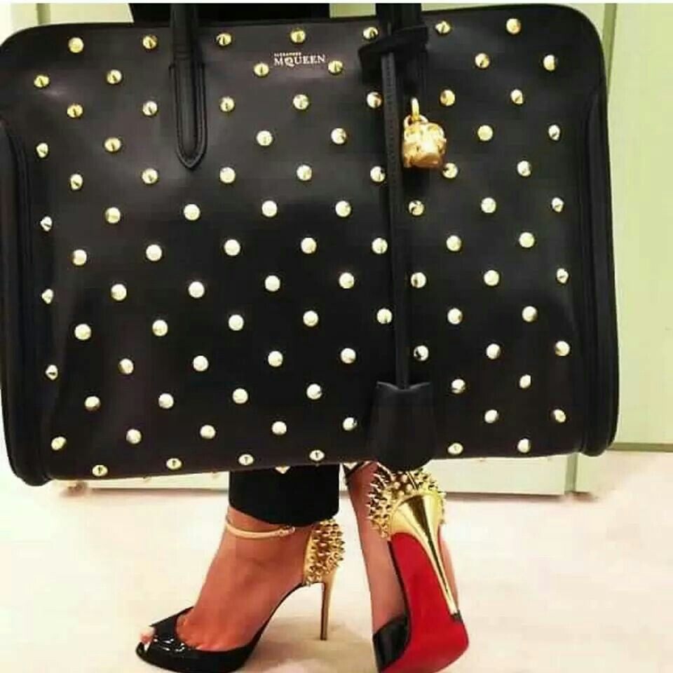 This bag AND these shoes made my heart skip a beat!