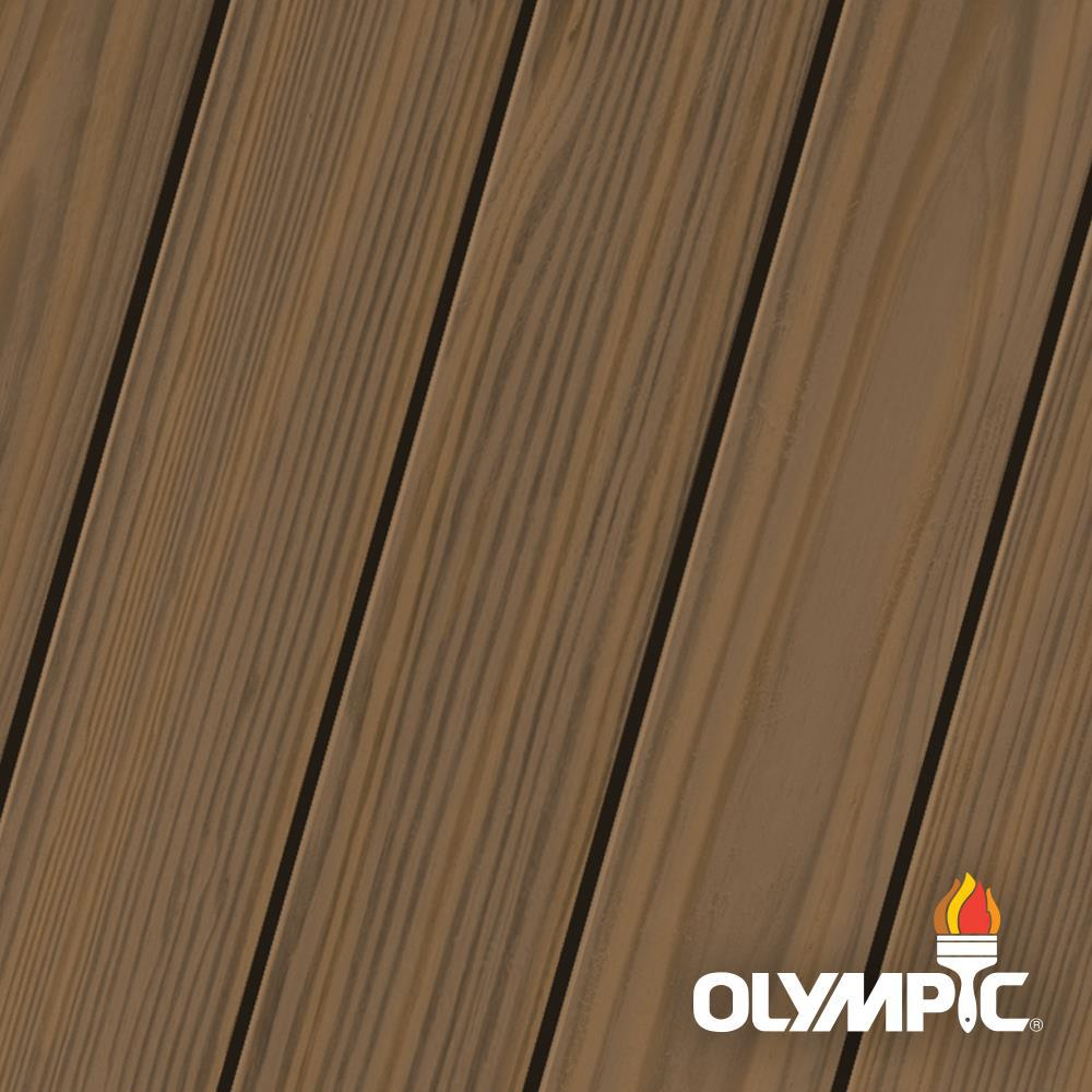 Olympic Maximum 1 Qt Black Walnut Semi Transparent Advanced Exterior Stain And Sealant In One Low Voc Exterior Stain Wood Deck Stain Semi Transparent Stain