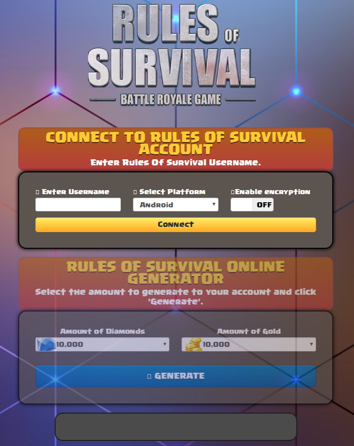 rules of survival mod apk 2019