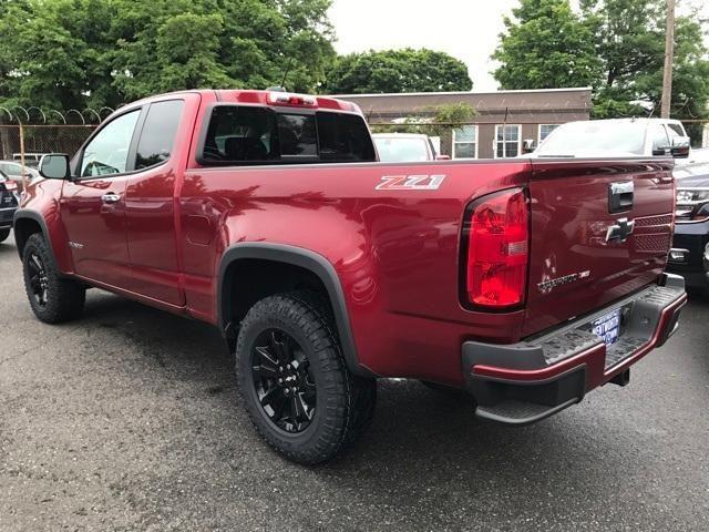Portland Red Tintcoat 2017 Chevrolet Colorado New Truck For Sale 70981 Chevrolet Colorado Chevrolet Chevy Colorado