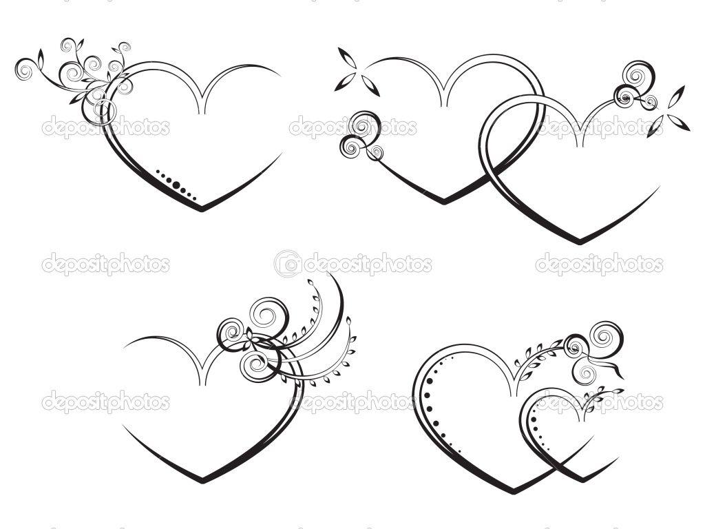 heart border tattoo tattoo ideas pinterest tattoo and piercings