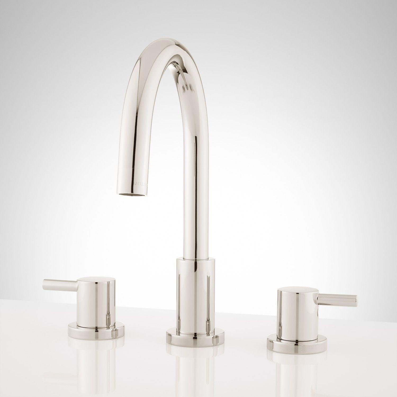 Rotunda widespread bathroom faucet lever handles bathroom sink faucets bathroom