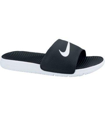 online retailer 5bf87 cfc1c Nike Benassi Solarsoft Slide Total Orange Sport Grey - Zappos.com Free  Shipping BOTH Ways   Workout Clothes   Pinterest   Nike benassi, Nike and  Nike ...