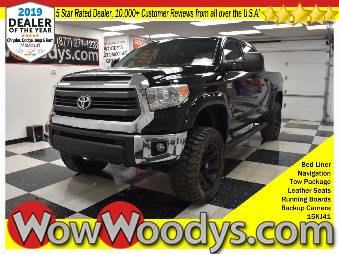 New Used Cars For Sale In Chillicothe Near Kansas City Mo Woody S Automotive Group Toyota Tundra Toyota Tundra Sr5 2015 Toyota Tundra