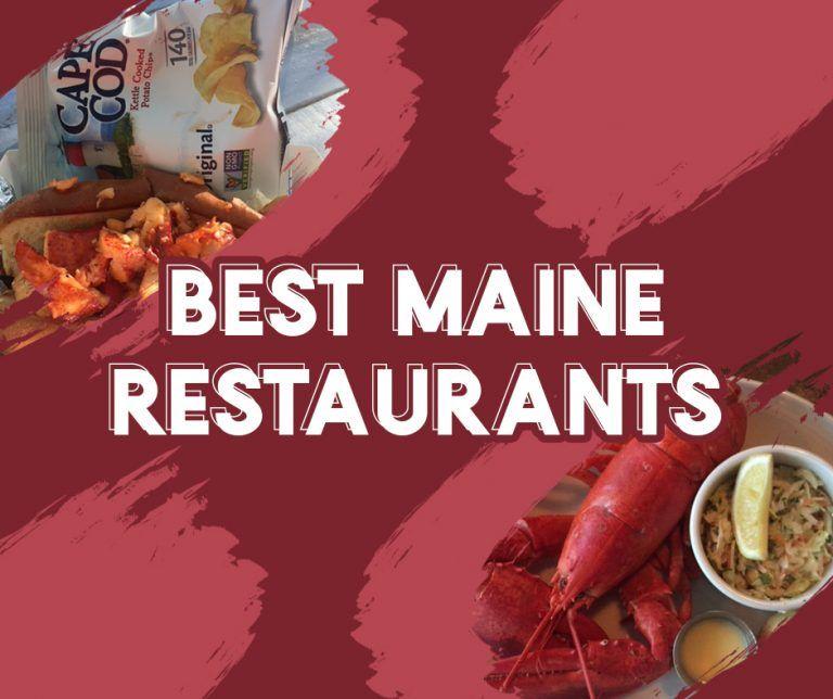 Best Maine Restaurants | Favorites in Portland, Rockland ...