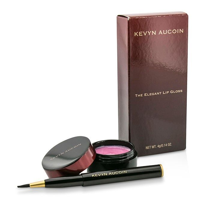 Kevyn Aucoin The Elegant Lip Gloss With Applicator - # Cloudaine (Baby Pink) 4g/0.14oz Make Up