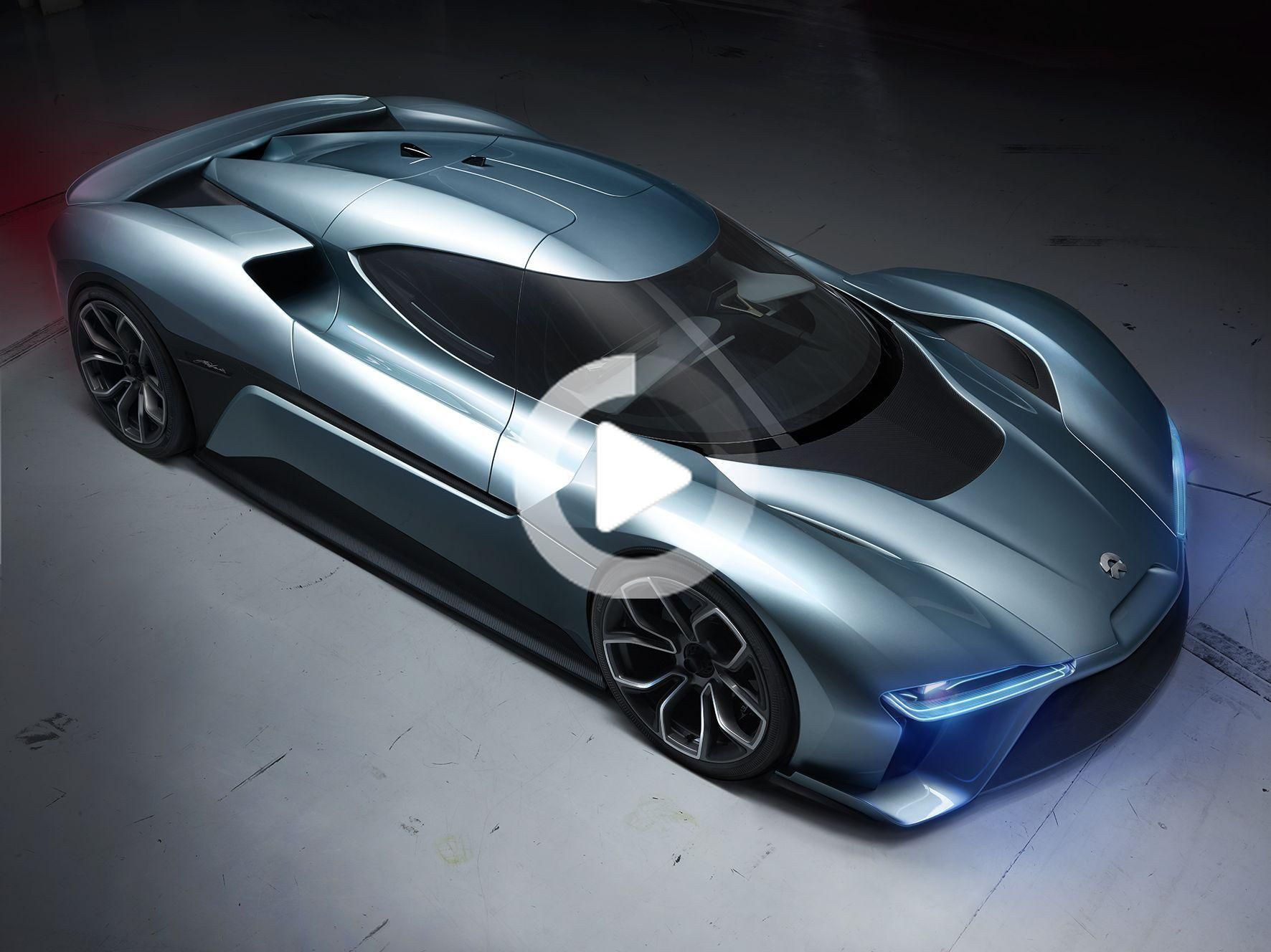Nextev S First Electric Car Completely Destroyed The Nurburgring Record In 2020 Super Cars Hybrid Car Futuristic Cars