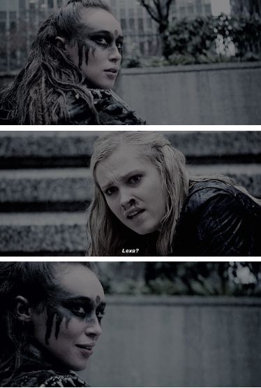 lexa and clarke | the 100 ❋ in 2019 | The 100 clexa, The