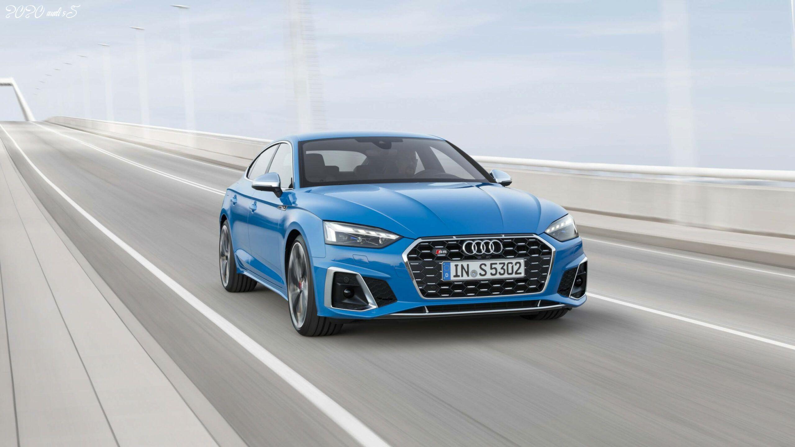 2020 Audi S5 In 2020 Audi S5 Audi A5 Coupe Audi A5