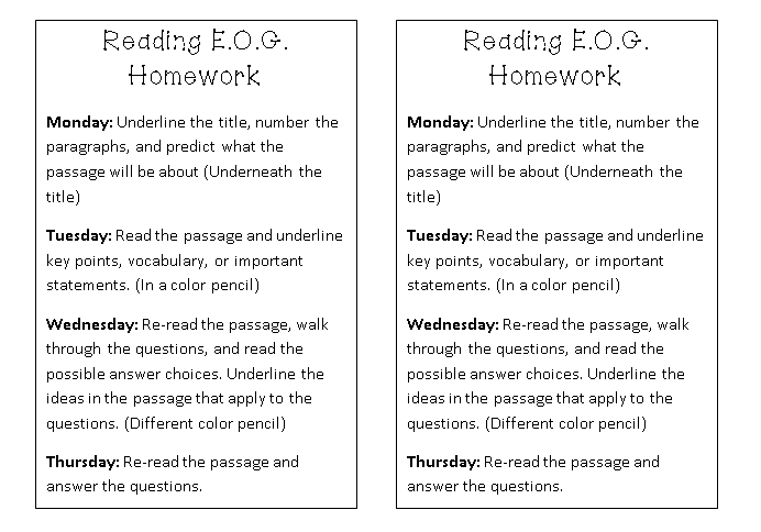 photo regarding Printable 3rd Grade Eog Reading Practice Test referred to as Pin upon Language Arts and Creating!