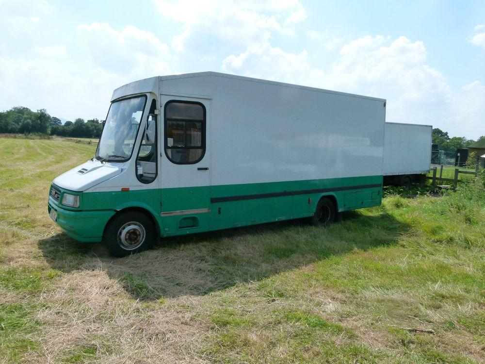 Mobili Camper ~ Mercedes vario expedition camper van mobile way of living