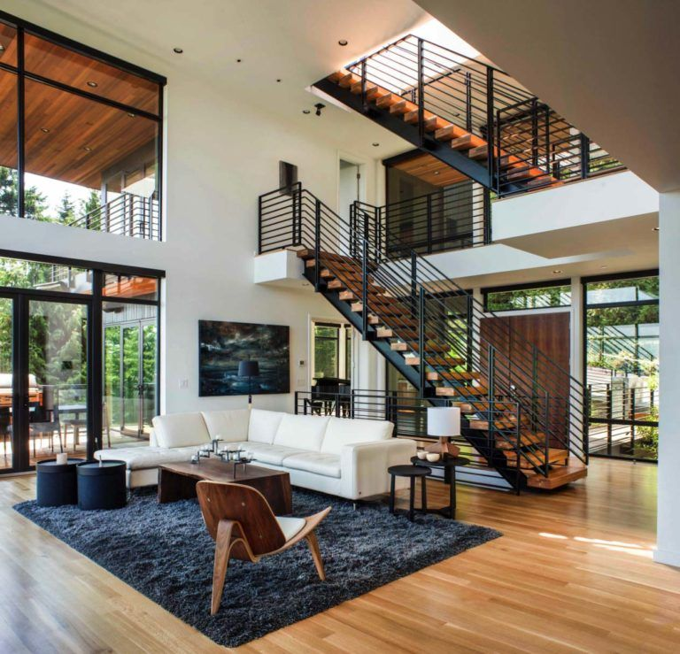 One Kindesign: 60 Most Incredible Living Rooms Featured On One Kindesign