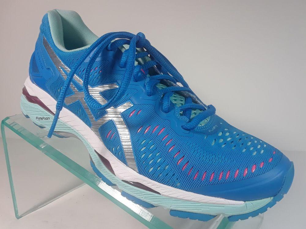 best loved 12b11 b0eee Asics Gel-Kayano 23 Women's Size 9 Diva Blue Running Shoes ...