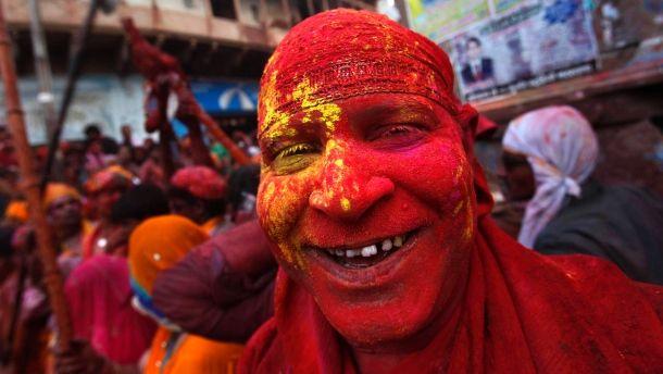 Holifest Indien