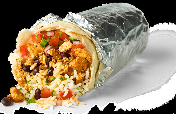 Burrito Vegan Fast Food Vegan Fast Food Options Free Chipotle