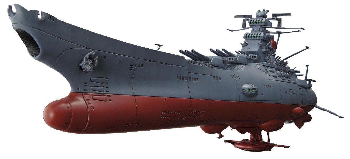 Bandai hobby space battle ship yamato 2199