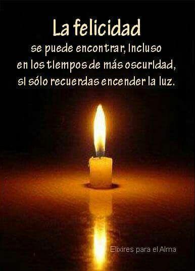 Encender la luz!