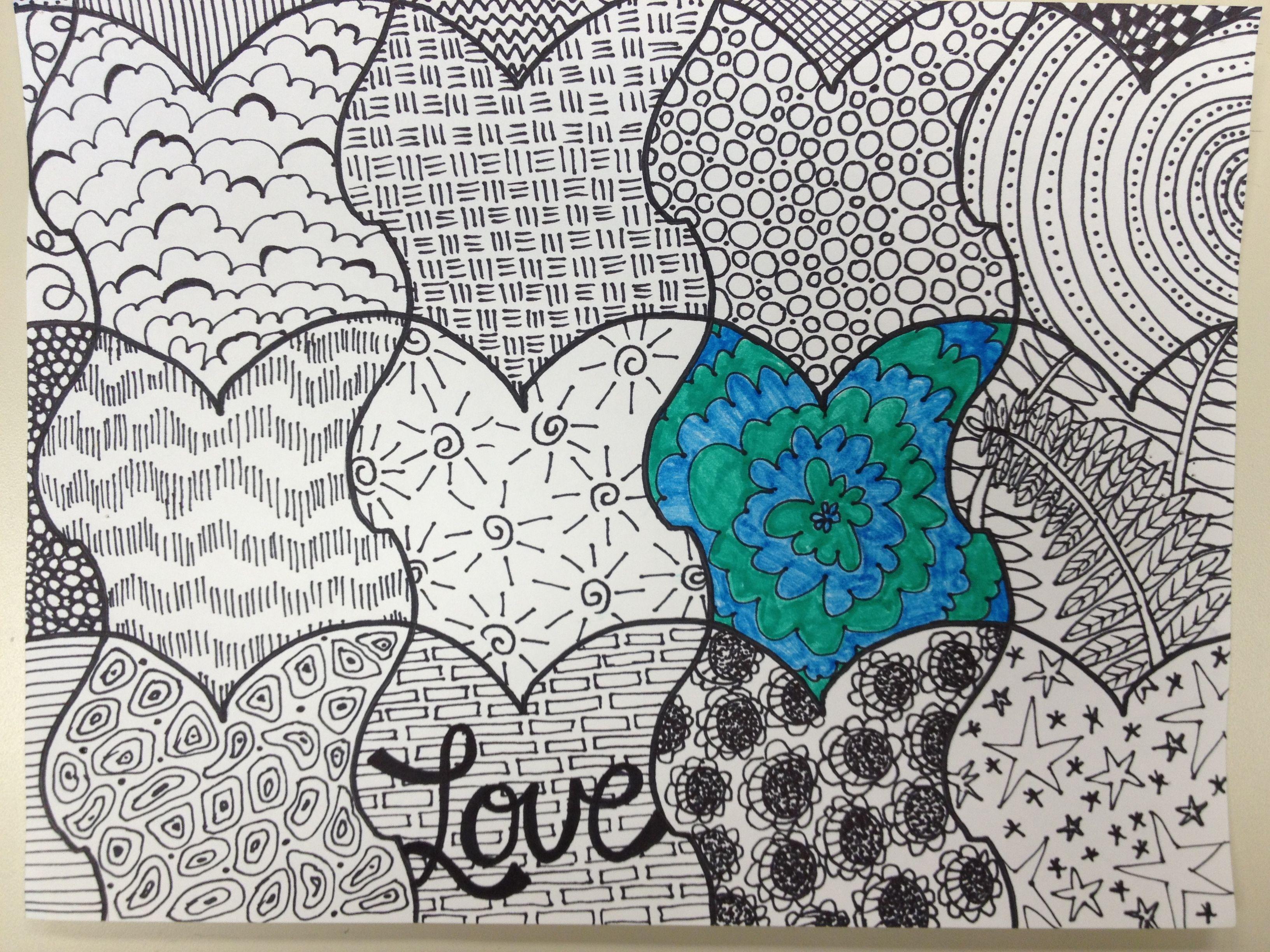 Kathy Haag 5th Grade Tessellation