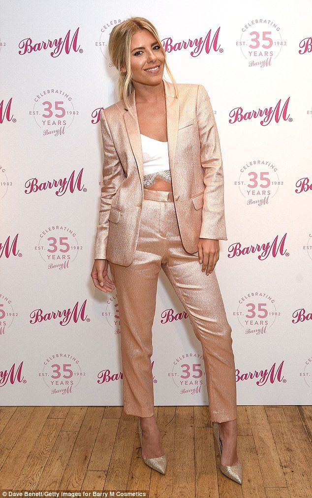 Rose Gold Pant Suits