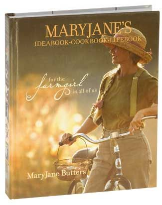MaryJane's Ideabook: Autographed Book -- Embrace A Grounded Lifestyle