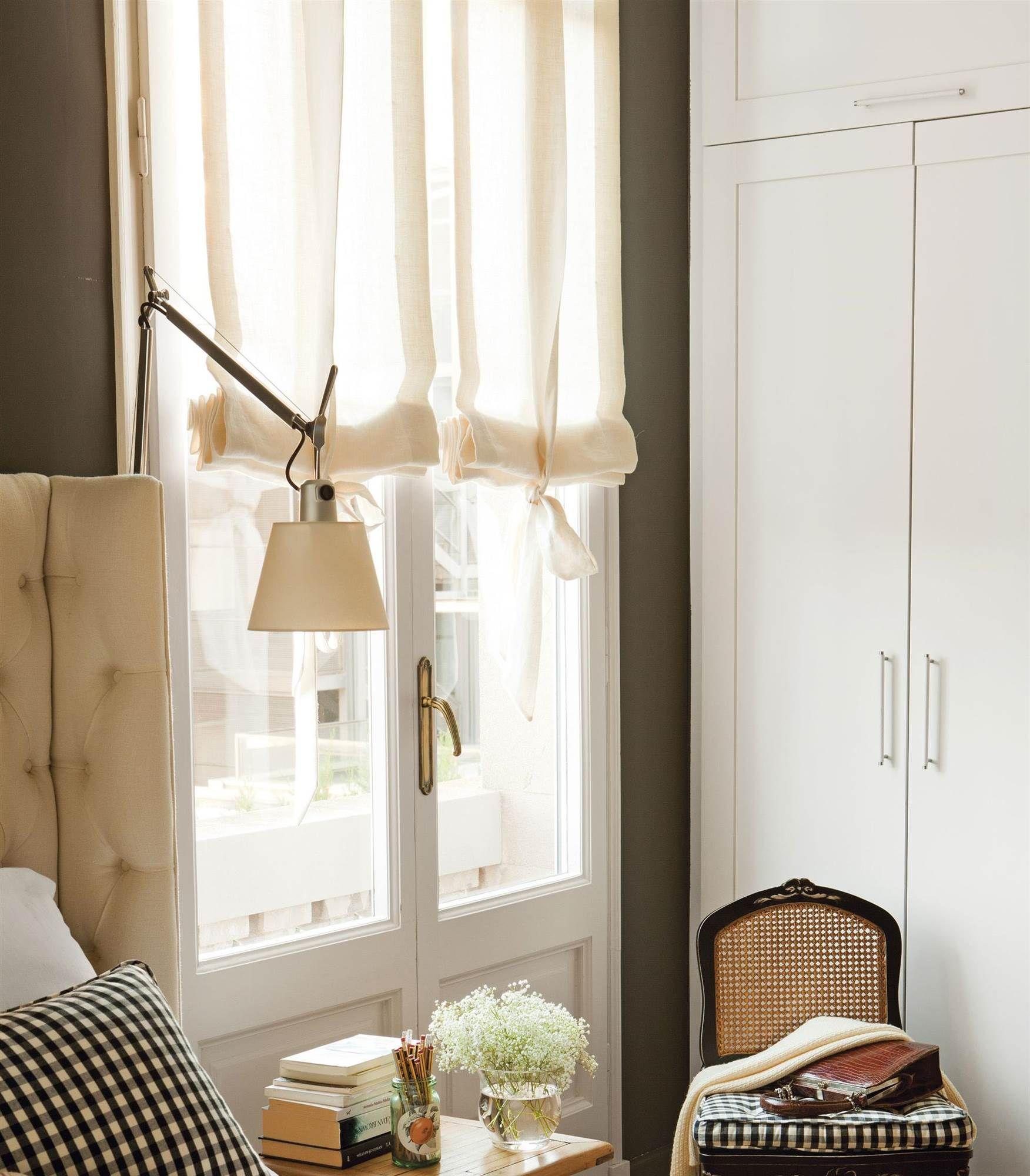 Estores con lazo 00397808 cortinas y estores pinterest cortinas cortinas estores y - Estores para banos ...